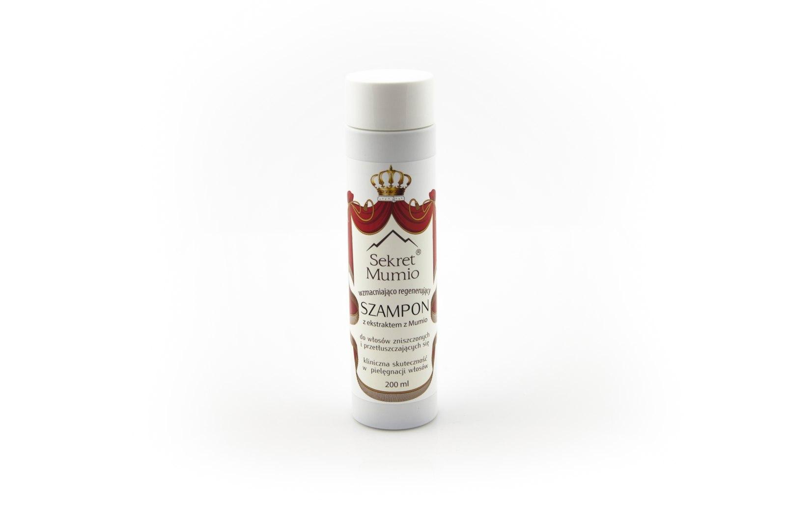 szampon mumio, 200ml